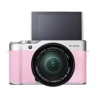Fujifilm XA10 with 16-50mm f3.5-5.6 OIS II Free memory 16GB