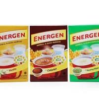 Energen Susu Cereal 10 pcs