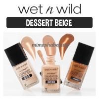 Wet n Wild Photofocus Photo Focus Foundation - Dessert Beige