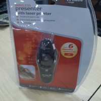 Wireless Presenter M-Tech MT-016 Laser Pointer Mirip Targus Presentasi