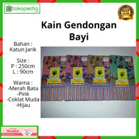Kain Gendongan Bayi / Kain Gendongan Batik / Selendang / Kain Jarik