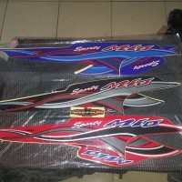 Striping Mio Sporty CW 2005 3 Warna