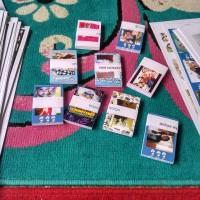 Polaroid Cetak 2R Custom / Background ( minimal 25 foto )