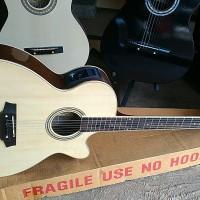 Gitar cort tuner akustik elektrik