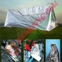 Tenda Camping Emergency - Silver - MALANG