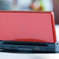 Nds Lite Nintendo Ds Lite Red Mmc 8Gb Full Game Like New