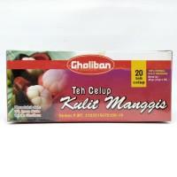 Teh Celup Kulit Manggis Gholiban ORIGINAL dan berkhasiat