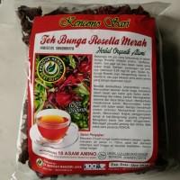 Teh Seduh Bunga Rosella Merah Kencono Sari ORIGINAL dan berkhasiat
