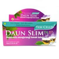 Teh Celup Daun Slim ORIGINAL dan berkhasiat