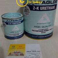 epoxy primer surfacer PU / epoxy filler PU Alfagloss 2k Urethane