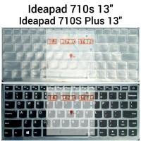 "Keyboard Protector Lenovo Ideapad 710s Lenovo Ideapad 710s Plus 13"""