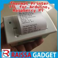 Thermal Receipt Printer mini USB TTL RS232 for Raspberry Pi 3 Arduino