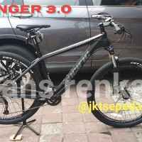 Sepeda MTB Pacific Avenger 3.0 Carbon