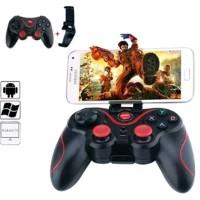 Promo Game pad GamePad Bluetooth T3 Terios Joy Stick Suport Semua Ga