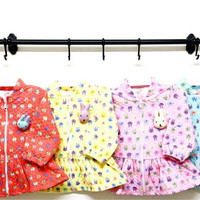 Jacket Sweater Anak Bayi Perempuan Little Funny Bunny