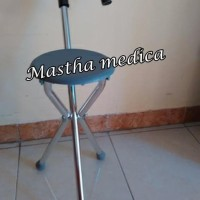 Tongkat/kruk /kursi/ dudku/alat bantu jalan /duduk tempat sholat