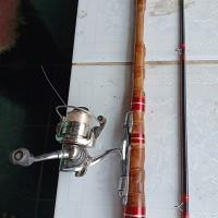 Joran Pancing Klasik bambu klasik 165 cm