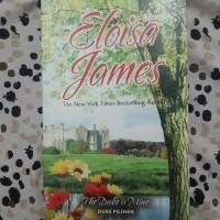 novel Eloisa James - Duke pilihan