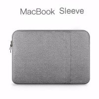 New Tas Laptop/Softcase Nylon Macbook 11 Inch 12 Inch Sleeve Case -