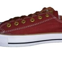 Sepatu Converse All Star Tali Coklat Grade Ori Premium