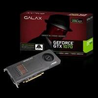 VGA Card GALAX Geforce GTX1070 KATANA 8 GB DDR5 PCI E