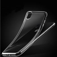 iPhone X XS XR XS Max - Ultra Thin Slim TPU Soft Case CLEAR