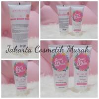 EVERWHITE Tube PINK - Instant Brightening Body Cream / Ever White