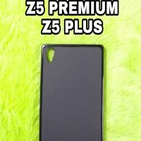 Sony Xperia Z5 Premium / Plus Case Cover Casing Silikon Z5+