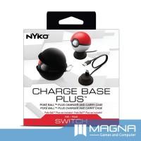 NYKO Nintendo Switch Charge Base Plus for Poke Ball Plus