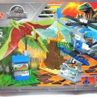 77049 Lego Dinosaurus Jurassic World Pteranodon & Baby Veloceraptor