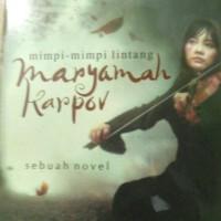 Buku Novel Maryamah Karpov - Andrea Hirata