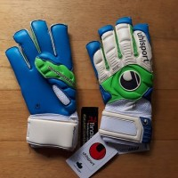 sarung tangan kiper Uhlsport ergonomic aqua soft 360 goalkeeper glove
