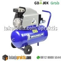 Michelin Kompresor Udara 2HP 24L - 2 HP 24 Liter