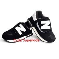 Sepatu Anak Nu Hitam Sepatu Baby