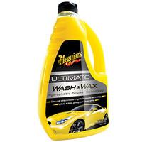 Meguiars - Meguiar's Ultimate Wash n Wax Shampoo / shampo mobil /sabun