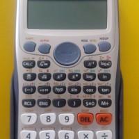 Kalkulator Ilmiah (Scientific Calculator ) Merek Casio FX 991ID