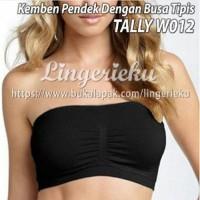 Murah Kemben Fashion Dengan Busa Bisa Dilepas Denla Tally W 012