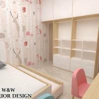Jasa Desain Design Interior Kamar Anak