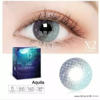 softlens x2 stardust by exoticon NORMAL TANPA MINUS
