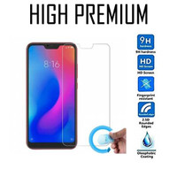 PREMIUM XIAOMI REDMI 6 PRO - MiA2 LITE TEMPERED GLASS
