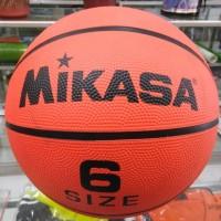 Bola basket Mikasa dan Molten no 6(rubber)