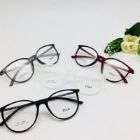 kacamata wanita paket free lensa transition photocromic