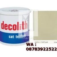 Cat Tembok Decolith Rich Cream