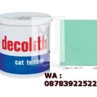 Cat Tembok Decolith Crest Blue