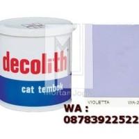 Cat Tembok Decolith Violetta