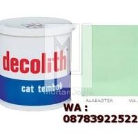 Cat Tembok Decolith Alabaster