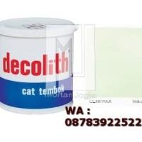 Cat Tembok Decolith Cempaka