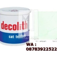 Cat Tembok Decolith Ice Green