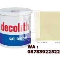 Cat Tembok Decolith Buckskin