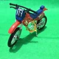 Mainan Motor Motoran Trail Mini